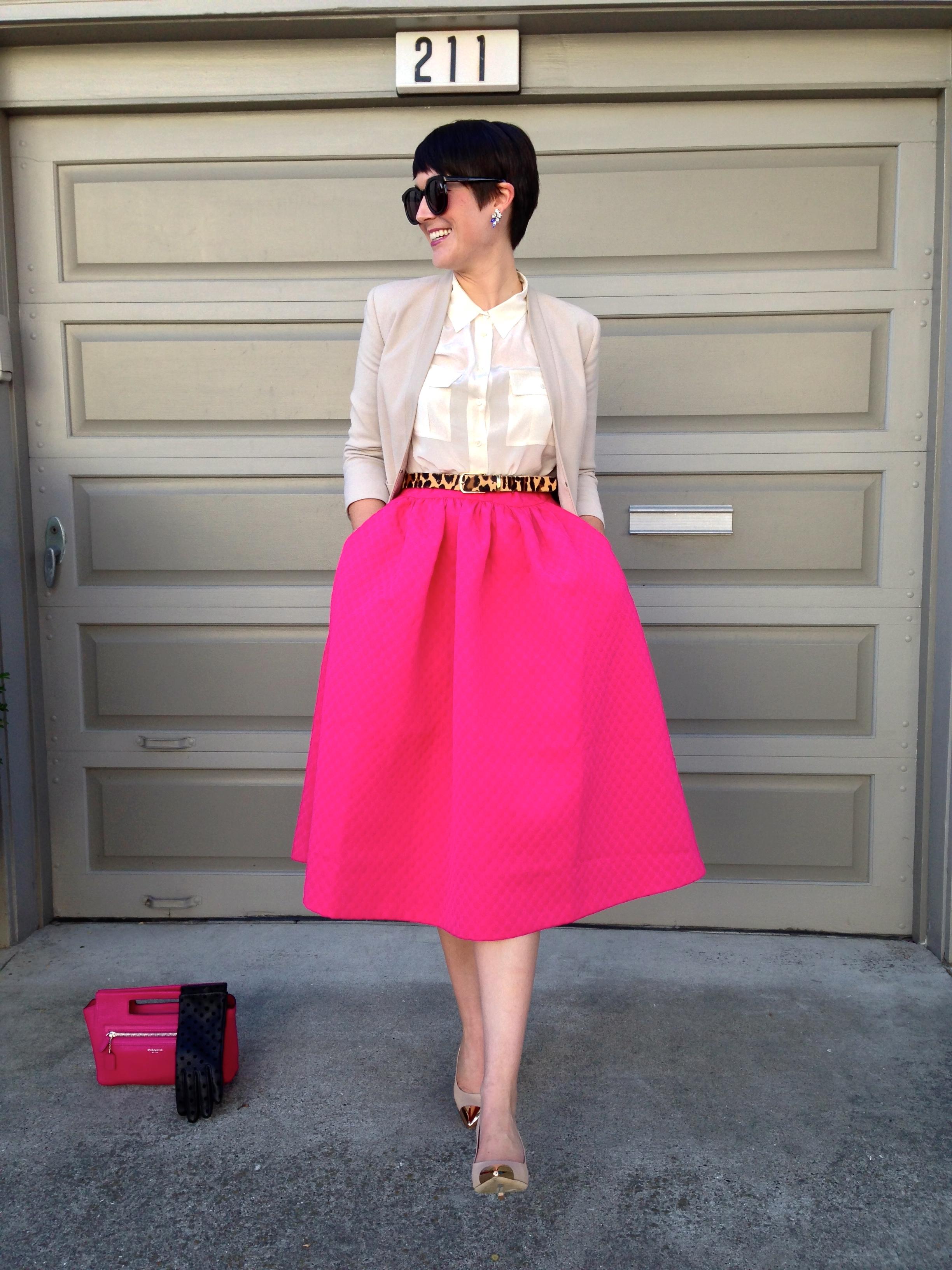 I Dream Of Midi Skirts. – Wannabe Fashion Blogger
