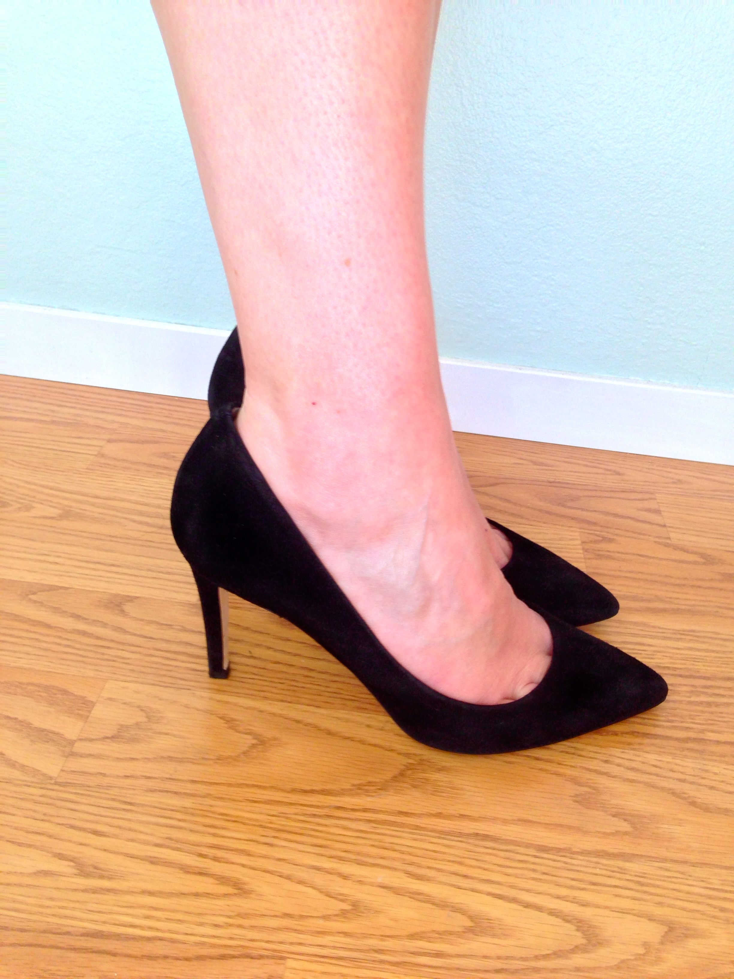 4721480877b These J Crew Everly pumps are by far my favorite shoe purchases. I have  always had issues with shoes